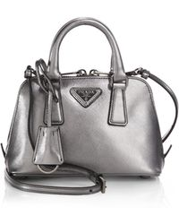 double strap pradas - prada-silver-saffiano-lux-mini-promenade-bag-product-1-25494373-0-997282630-normal.jpeg