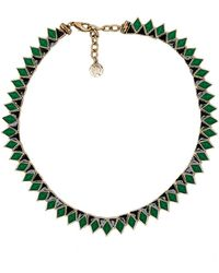 House of Harlow 1960 - Wren Feather Collar - Lyst