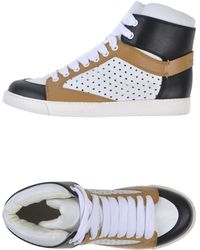 See By Chloé High-Tops & Trainers - Lyst