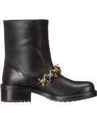 DSquared² | Flat Ankle Boot | Lyst