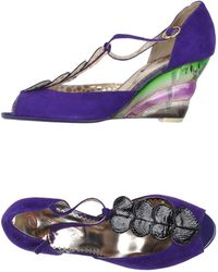 Poetic Licence Sandals - Lyst