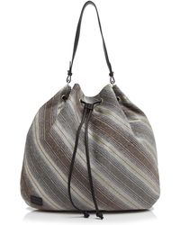 TOMS - Marian Texture Hobo - Lyst