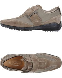 Tod's Low-Tops & Trainers gray - Lyst