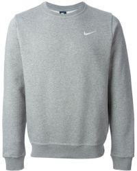 Nike 'Club Crew' Sweatshirt - Lyst