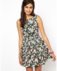 Jarlo Printed Dress - Lyst