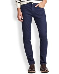 A.P.C. Colored Skinny Jeans - Lyst