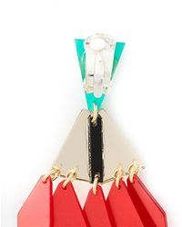 Silvia Rossi - 'odd Couple' Earrings - Lyst