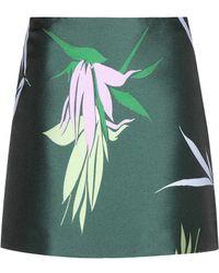 Marni A-Line Skirt - Lyst
