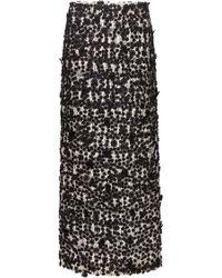 Katie Ermilio Florette Pencil Skirt - Lyst
