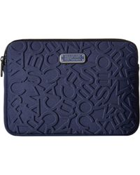 Marc By Marc Jacobs | Scrambled Logo Neoprene Tablet Case | Lyst