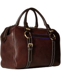 Vivienne Westwood | Horsebrass Leather Handbag | Lyst