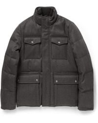 Gucci Padded Goosedown Jacket - Lyst