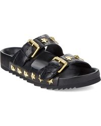 Ash United Leather Sandals - Lyst