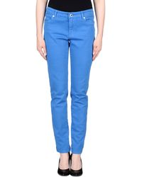 Michael by Michael Kors Denim Pants - Lyst