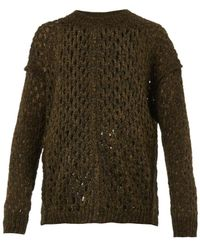 Isabel Marant Tiana Looseknit Sweater - Lyst