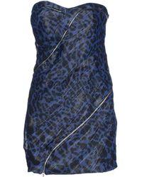 Jay Ahr   Short Dress   Lyst