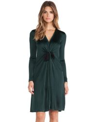 Issa Celina Long Sleeve Dress - Lyst