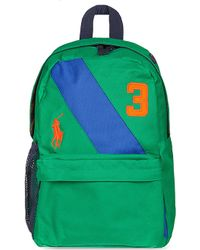 Ralph Lauren Mini Banner Backpack - Lyst