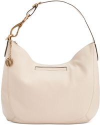DKNY Crosby Leather Large Hobo - Lyst