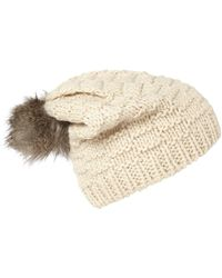Linea Weekend - Line Knit Beanie - Lyst