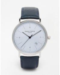Simon Carter - Watch & Button Cufflinks Gift Set - Lyst