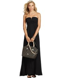 Guess Tribal Maxi Dress - Lyst