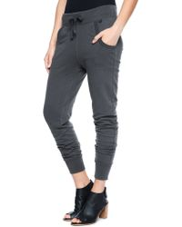 True Religion Banded Skinny Womens Pant - Lyst
