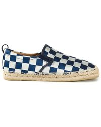 Marc By Marc Jacobs Checkered Espadrilles - Lyst
