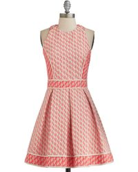 ModCloth | Sweetest Surprise Dress | Lyst