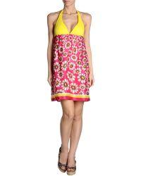 Miss Naory Beach Dress - Lyst