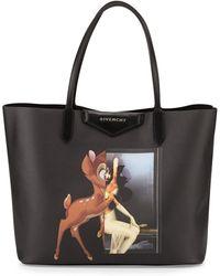 Givenchy Antigona Small Leather Shopping Tote - Lyst