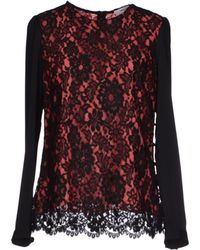 Milly Blouse - Lyst