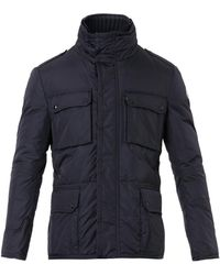 Moncler Amazzone Quilted Field Jacket - Lyst