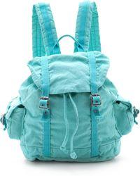 Bensimon - B Team Backpack - Aqua - Lyst