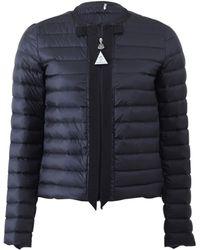 Moncler | Bonite Grosgrain Puffer Jacket | Lyst