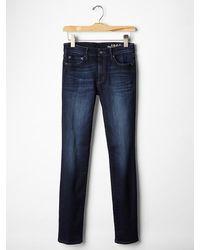 Gap Slim Straight Jeans - Lyst