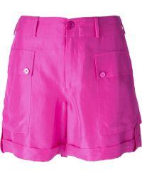 Ralph Lauren Black Label Jadan Shorts - Lyst
