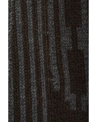 Twelfth Street Cynthia Vincent - Anniversary Log Cab Sweater in Brown - Lyst