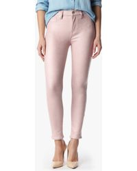 7 For All Mankind The Seamed Skinny - Lyst