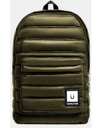 The Idle Man - Comutor Classic 12 Hour Quilt Backpack - Khaki - Lyst