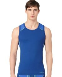 Calvin Klein Mens Athletic Limited Edition Muscle Tank - Lyst