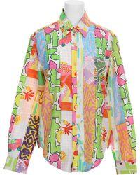 Jeremy Scott Shirt multicolor - Lyst