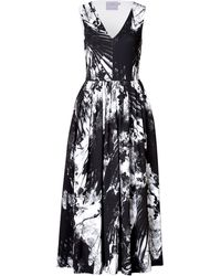 Preen Vertigo Dress - Lyst