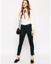 ASOS | Skinny Casual Cigarette Trousers | Lyst