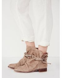 Free People Womens Moonshine Wrap Boot - Lyst