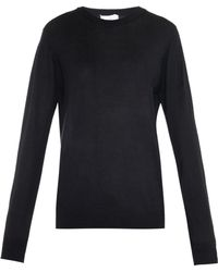 Raey Loose-Fit Fine-Knit Cashmere Sweater - Lyst