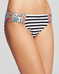 Nanette Lepore Merengue Doll Hipster Bikini Bottom - Lyst