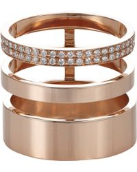 Repossi - Berbere Module Cage Ring - Lyst