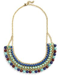 Zad Fashion Inc. - Bright Across The Way Necklace - Lyst