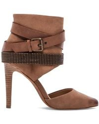 Joe's Jeans Brown Angie Heel - Lyst